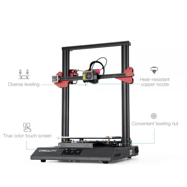 Features of a Creality 3D Printer