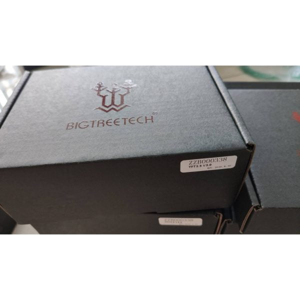 Boxes of BIGTREETECH TFT35 V3.0