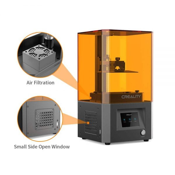 Features of Creality LD002R 3D Printer