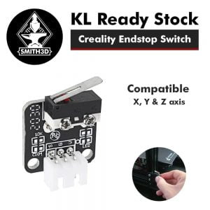 Limit Switch Endstop Mechanical Switch Module for Creality CR-10 10S Ender 3 Pro S4 S5 Series 3D Printer