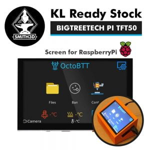 Bigtreetech PI TFT50 V1.0 for RaspberryPi 3D Printer