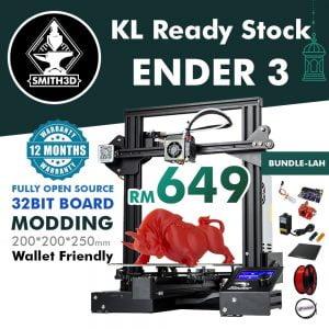 Creality Ender 3 DIY 3D Printer