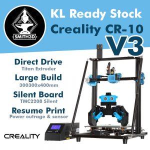 A new version of Creality 3D Printer CR-10 V3