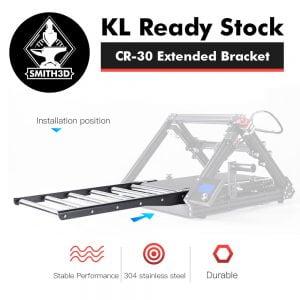 3DPrintMill (CR-30) Extended Bracket